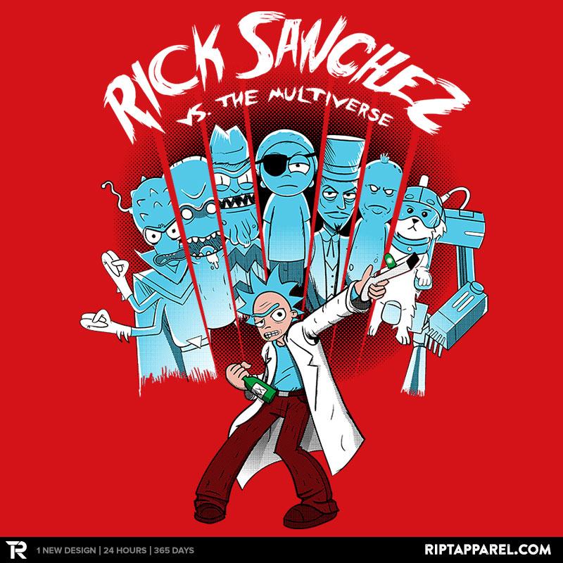 Rick Vs. The Multiverse