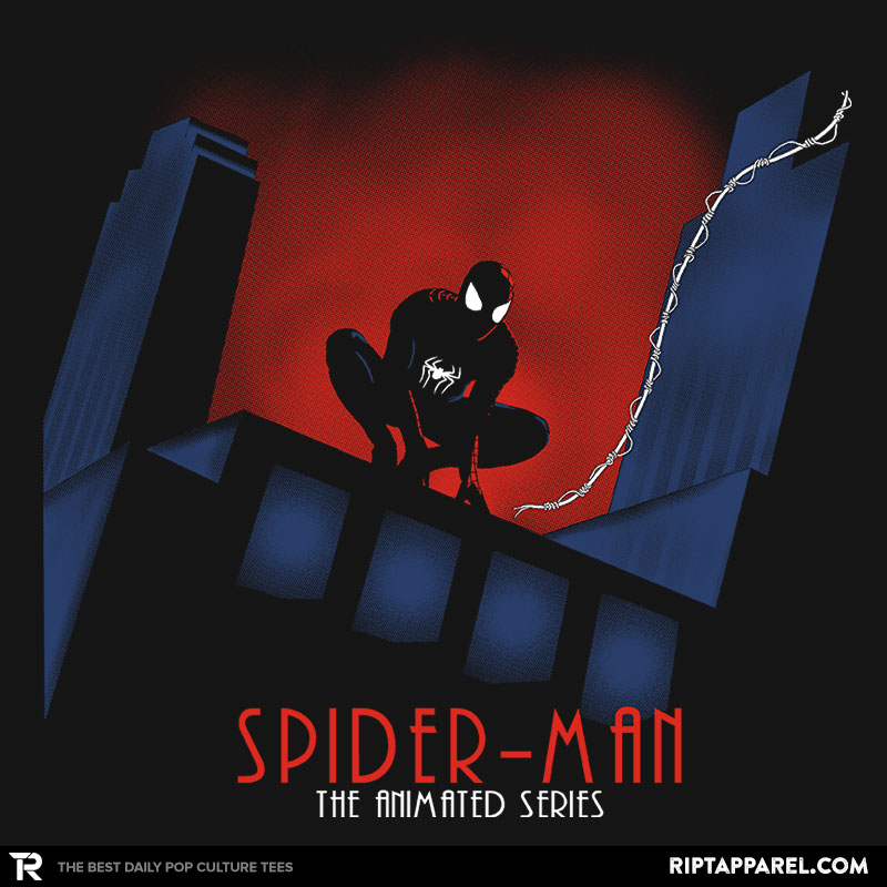 Spider The Animated Series