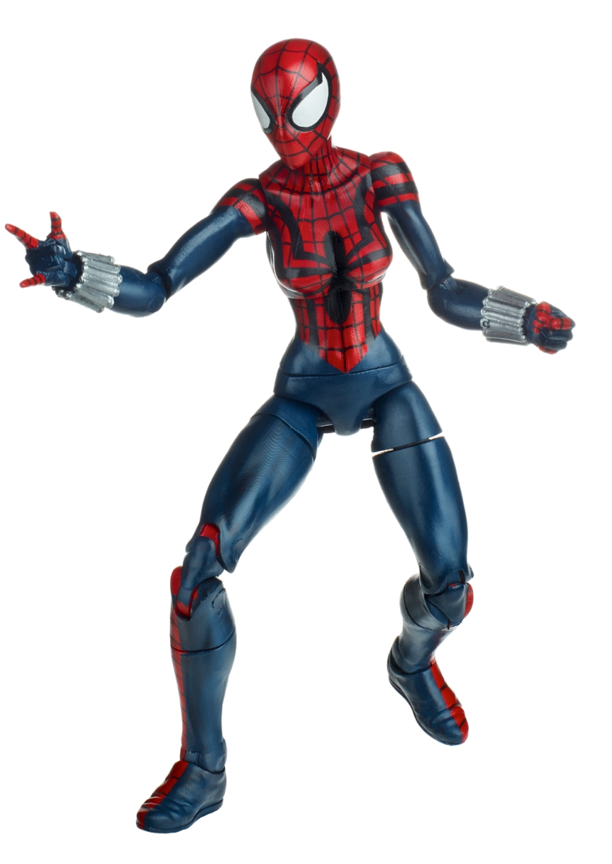 SpiderManLegendsWave1-Spider-Girl