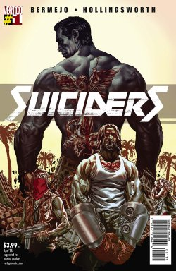 suiciders #1 cover