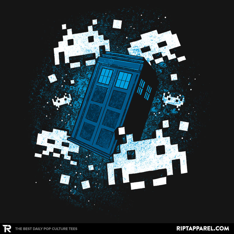 Time and Space Invaders