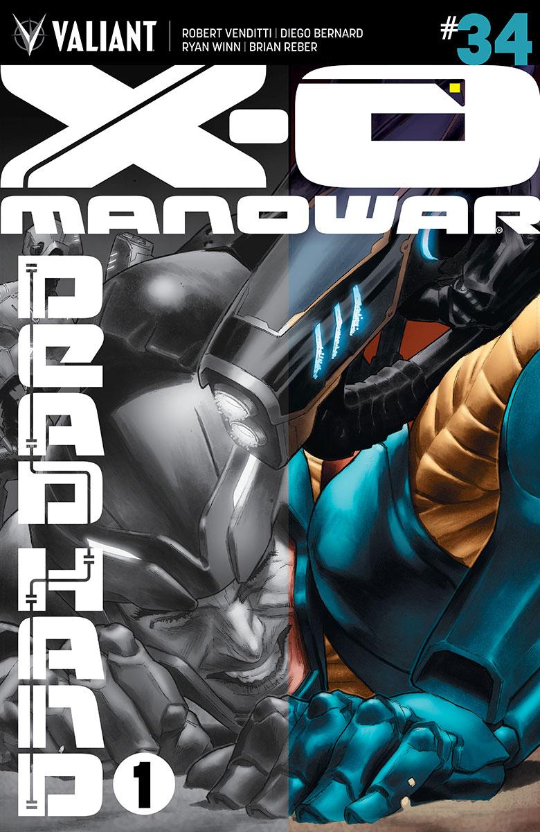 Preview: X-O Manowar #34