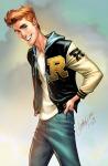 Archie #1 CVR B Variant J. Scott Campbell