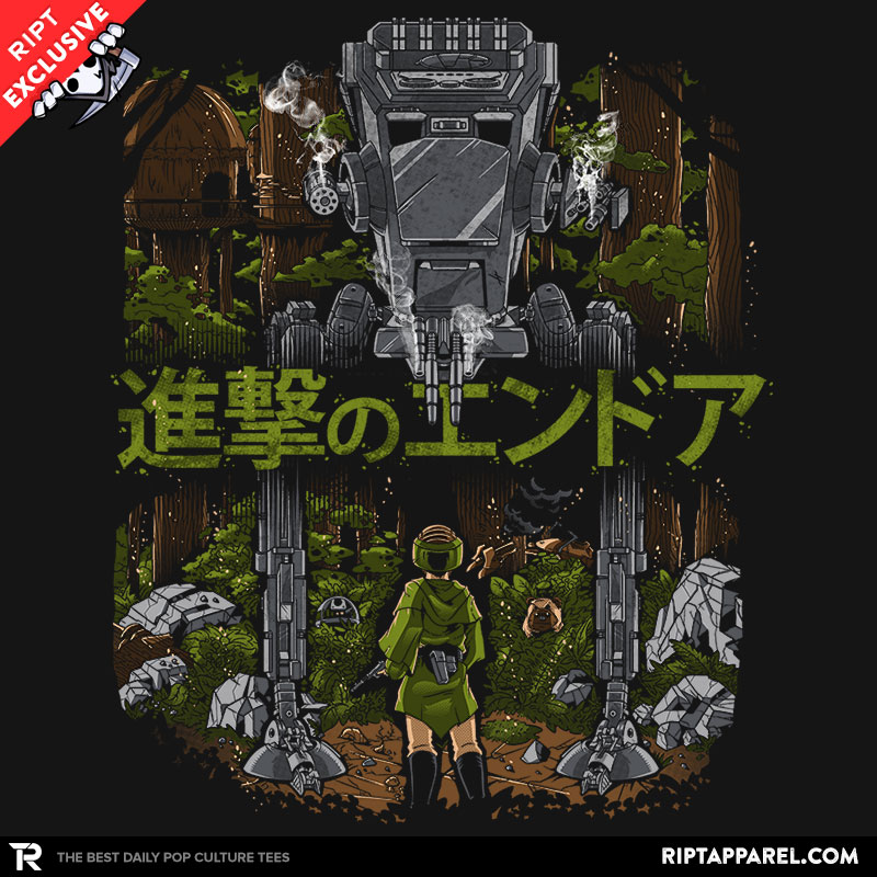 Attack on Endor