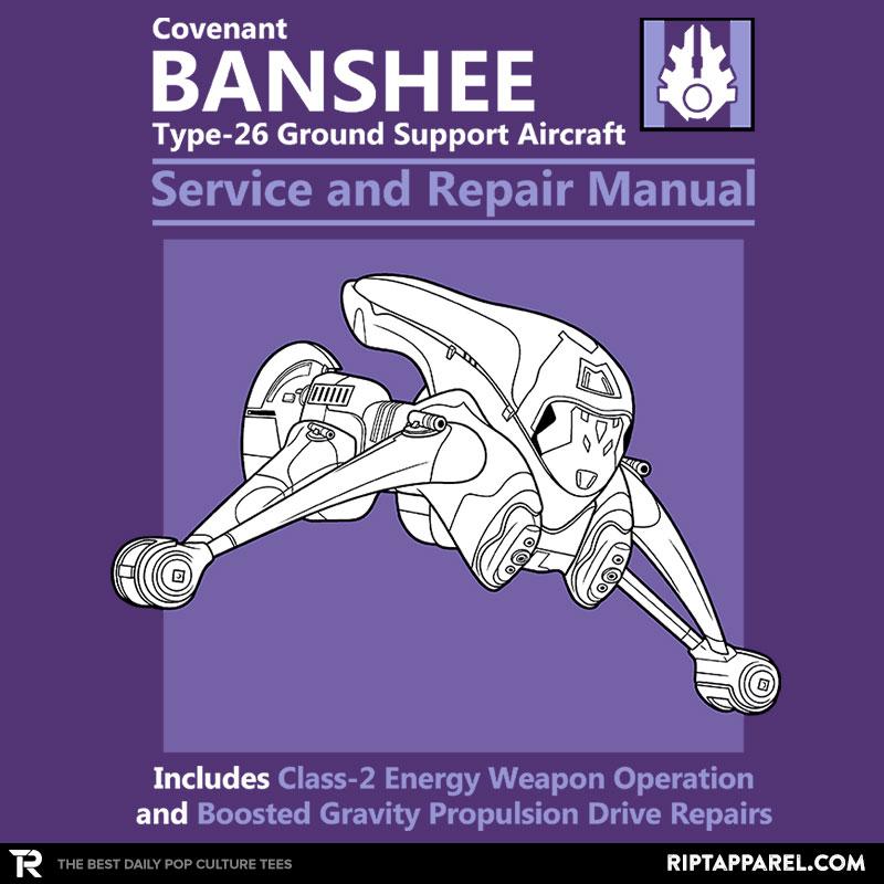 Banshee Service and Repair Manual