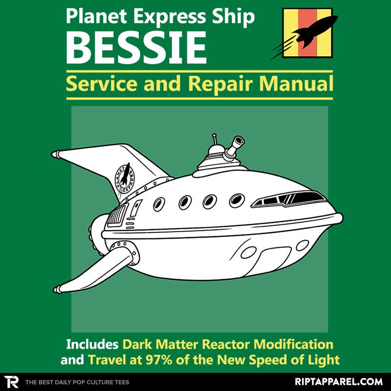 Bessie Service and Repair Manual