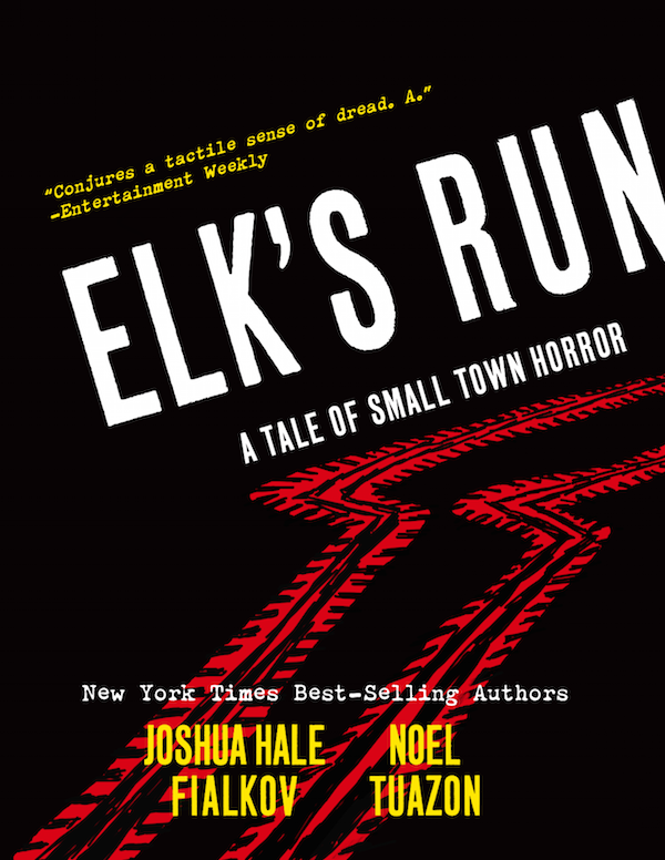 Elks Run Cover