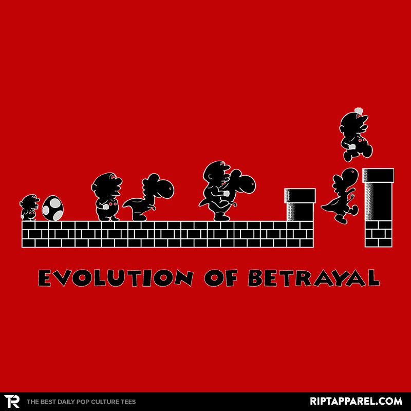 Evolution of Betrayal