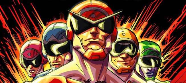 giant robot warrior maintenance crew featured