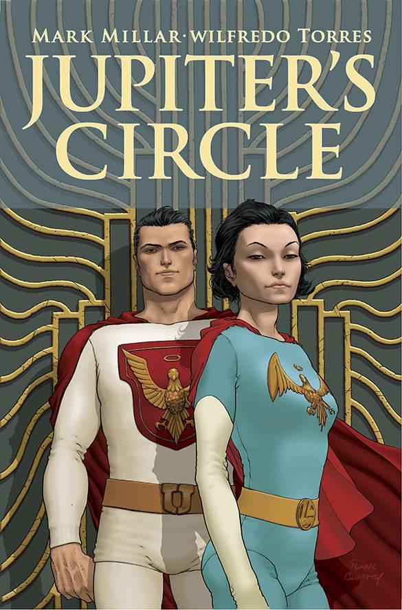 JUPITER'S CIRCLE Cover