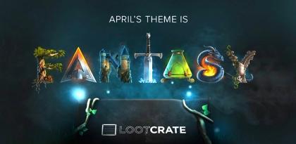 Loot Crate April Fantasy