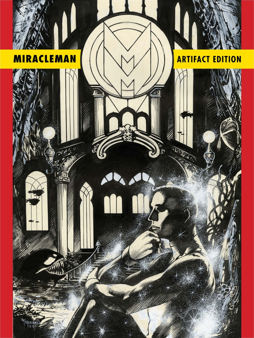 MIRACLEMAN COVER