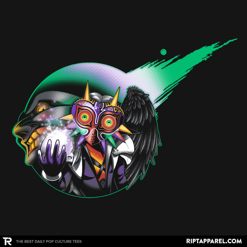 One Winged Masked