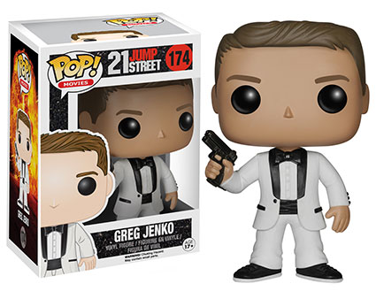 Pop! Movies 21 Jump Street Greg Jenko