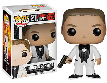 Pop! Movies 21 Jump Street Morton Schmidt