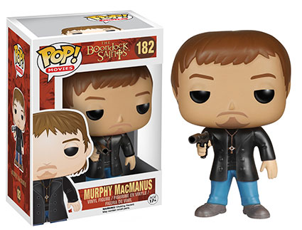 Pop! Movies The Boondock Saints Murphy MacManus