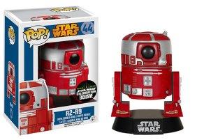 Pop! Star Wars 2015 Celebration Exclusives R2R9