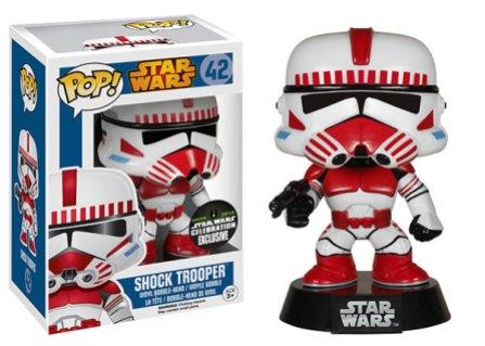 Pop! Star Wars 2015 Celebration Exclusives Shock Trooper