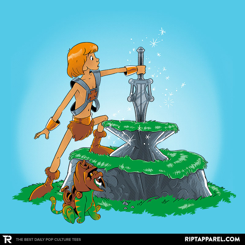 Power Sword and the Stone