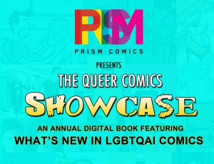 Prism Comics announces The Queer Comics Showcase