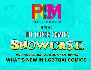 Prism Comics announces The Queer Comics Showcase