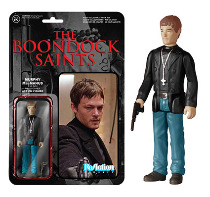 ReAction The Boondock Saints Muprhy MacManus