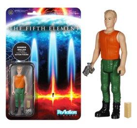 ReAction The Fifth Element Korben Dallas