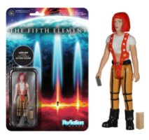 ReAction The Fifth Element Leeloo
