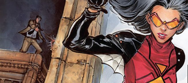 spiderwoman005car
