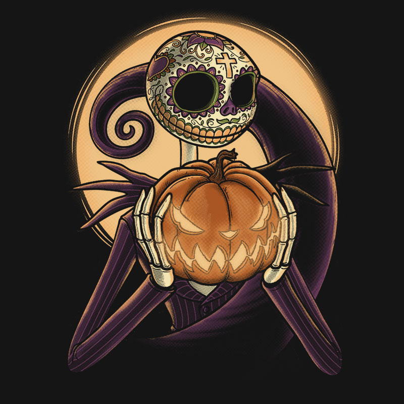 Sugar Skellington