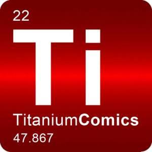 Titanium Comics
