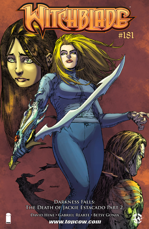 Witchblade181_CoverA