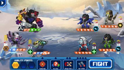 Beast Wars Sreenshot PR 2