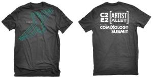 comixology tshirt c2e2