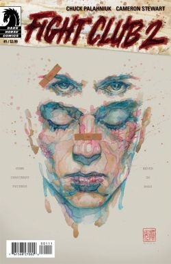 Fight Club 2 #1 Cover