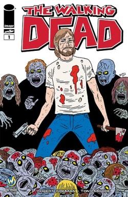 Gilbert Hernandez The Walking Dead #1