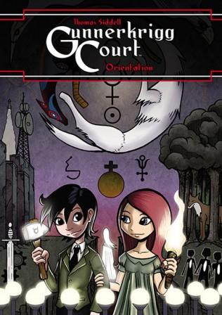 Gunnerkrigg_Court_v1_TP_PRESS-Cover