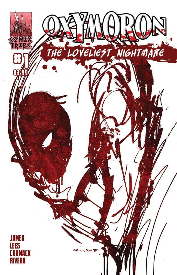 Oxymoron The Loveliest Nightmare 1 cover b