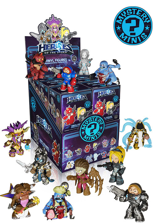 Pop! Games Blizzard Mystery Minis 1
