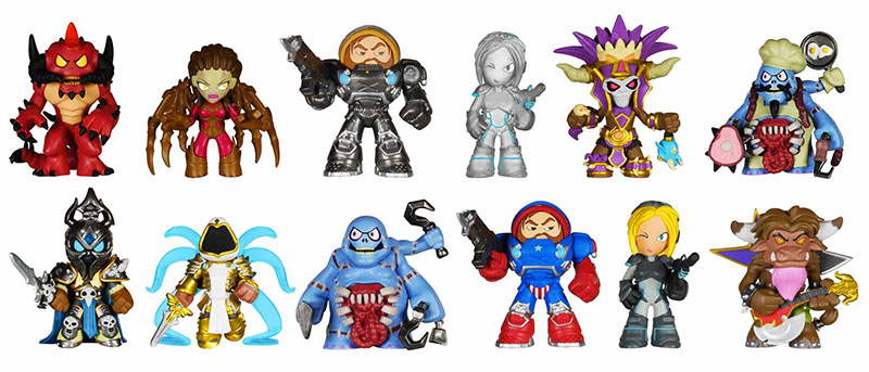 Pop! Games Blizzard Mystery Minis 2
