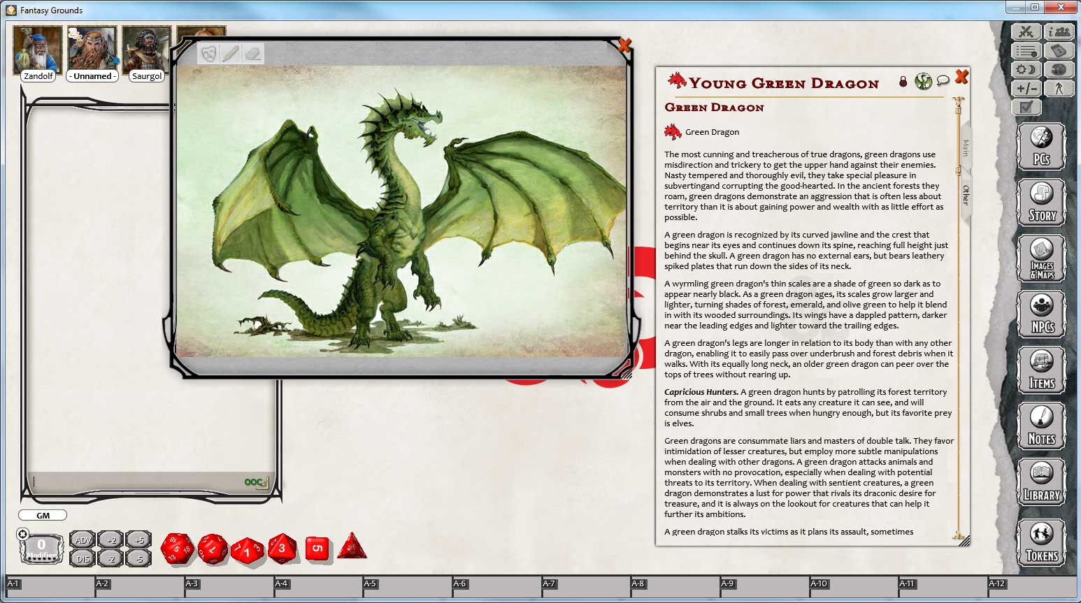 Dungeons & Dragons Comes to Virtual Tabletop