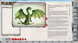 Sample Dragon NPC
