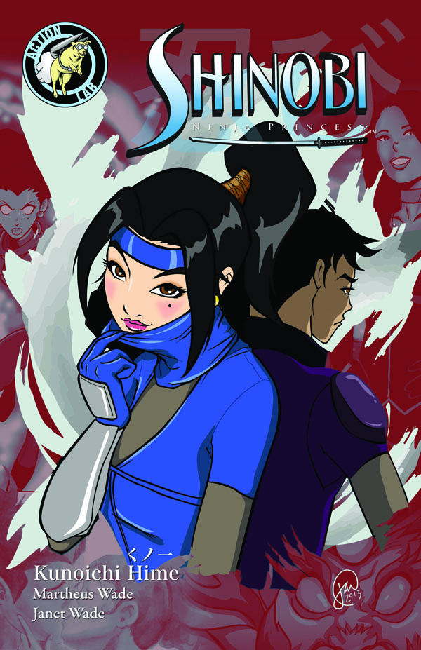 SHINOBI NINJA PRINCESS TPB