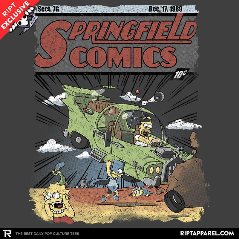 Springfield Comics