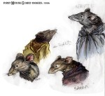 THE ART OF MOUSE GUARD 2005-2015 2