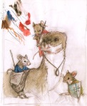 THE ART OF MOUSE GUARD 2005-2015 3