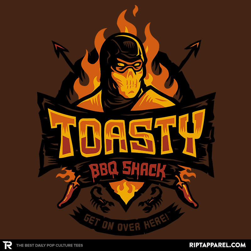 Toasty BBQ Shack