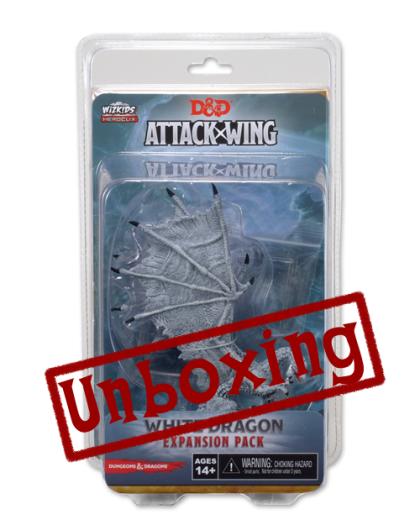 white dragon unboxing