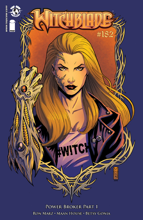 Witchblade182_CoverA