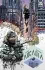 Arcadia #1 Cover by Eric Scott Pfeiffer